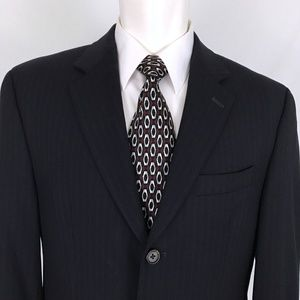 Ralph by Ralph Lauren Navy Blue Sport Coat